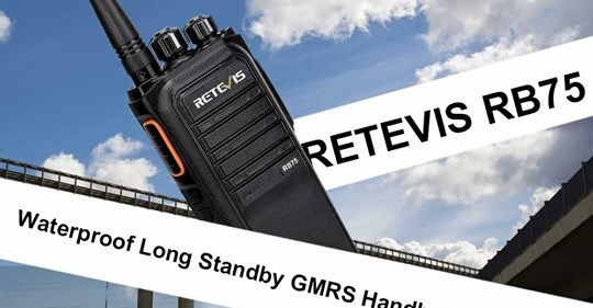 Do you have the GMRS waterproof Two-way radio?