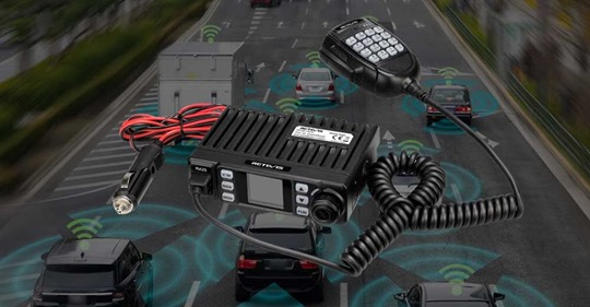 Retevis RA25-The best #GMRS Mobile Radio