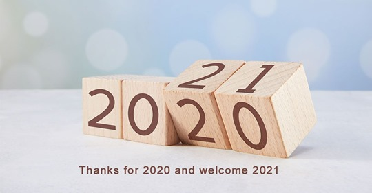 Retevis Thanks  for all your support, let's welcome the 2021 together!