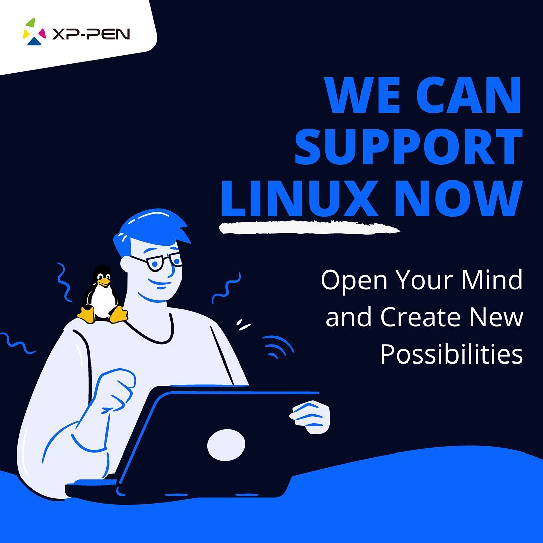 We can support Linux now! 🥂