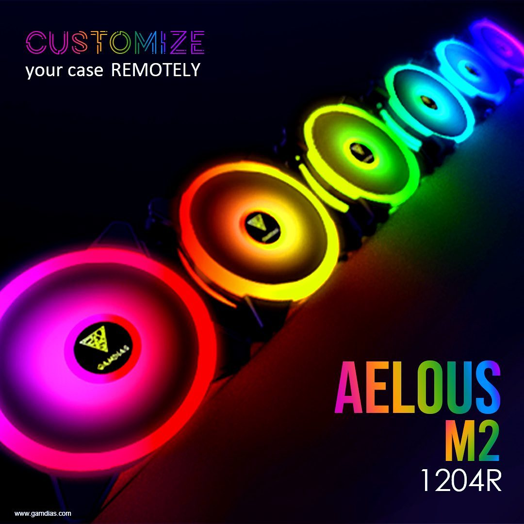 Did you know that regular RGB case & radiator fans are running at 32 CFM to 41 CFM only? But with AEOLUS|M2 1204R Fans, it keeps your PC cool and noise free at 56 CFM‼️ Utilizing Hydraulic Bearings reducing friction noise better than other fans‼️... ~~~~~~~~~~~~~~~~~~~~~~~~~~~~~ More info?🤷🏻
