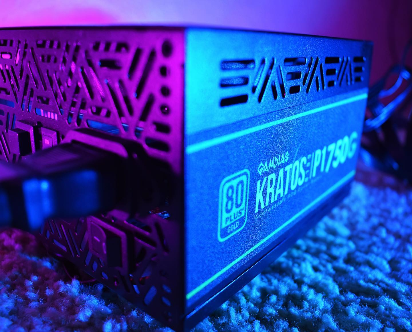 Power Up🔋Your PC with Assurance and Quality! KRATOS|P1 750G Power Supply Unit ~~~~~~~~~~~~~~~~~~~~~~~~~~...