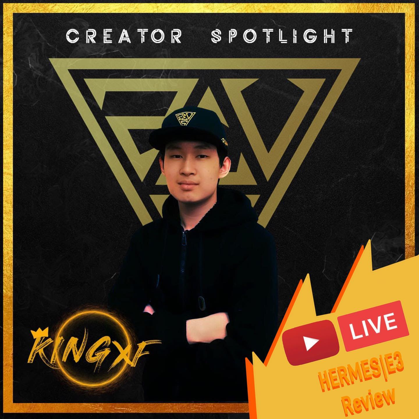 We are happy to announce that @kingxfofficial is officially joining our creative content creators roster! Check out his reviews on his channel! HERMES|E3 60% Mechanical Gaming Keyboard is up in his channel!... Check it out! 👇🏼👇🏼👇🏼👇🏼👇🏼